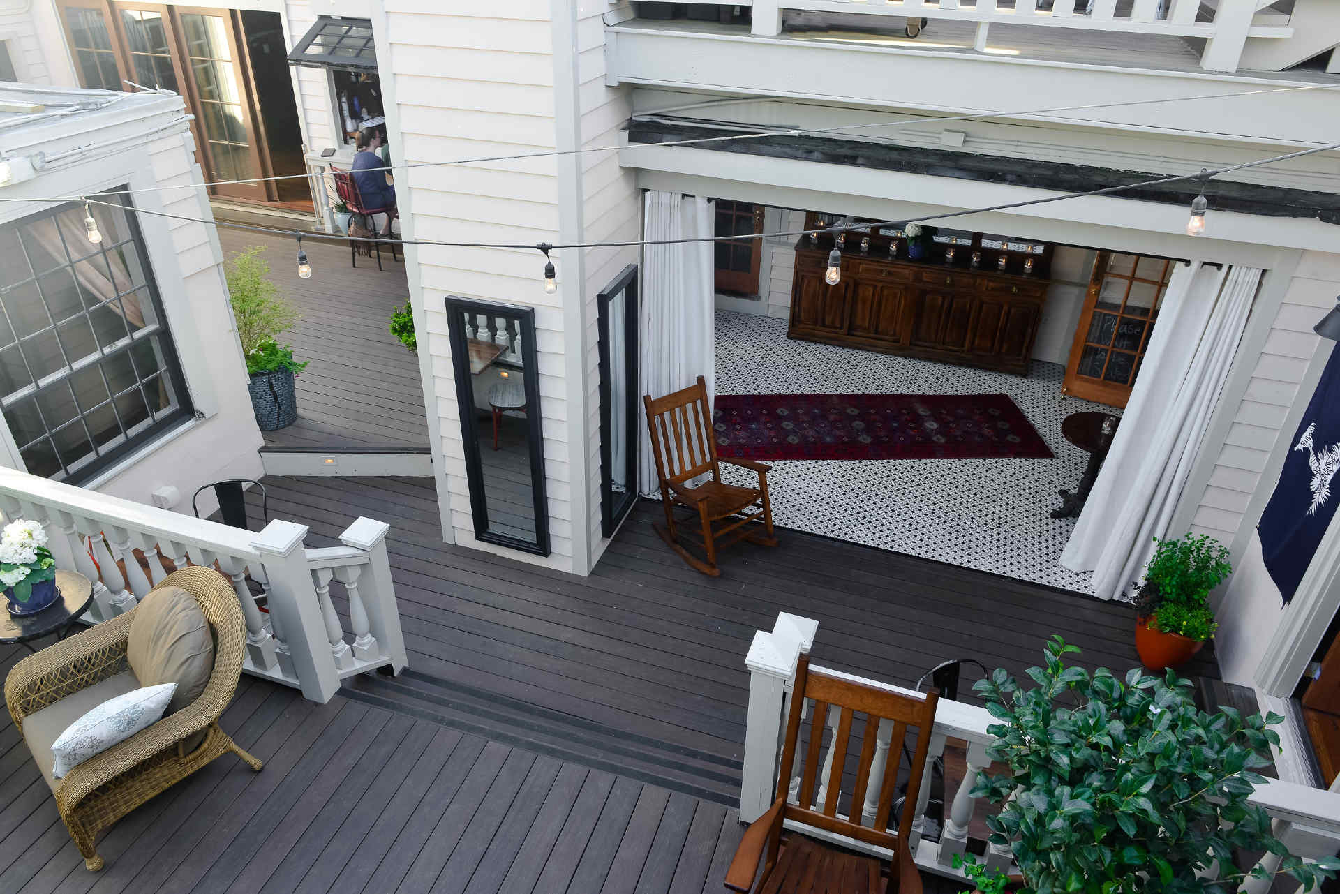 Photo of the Rooftop Bar